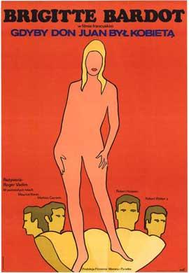 Don Juan 73 - 11 x 17 Movie Poster - Polish Style A