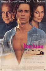 Don Juan DeMarco - 11 x 17 Movie Poster - Style A