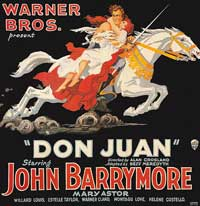 Don Juan - 11 x 17 Movie Poster - Style A
