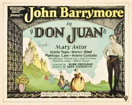 Don Juan - 11 x 14 Movie Poster - Style B