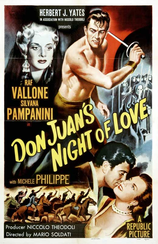 Nights and Loves of Don Juan movie