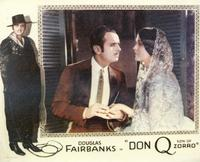 Don Q., Son of Zorro - 11 x 14 Movie Poster - Style A