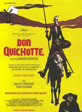 Don Quichotte - 27 x 40 Movie Poster - French Style A
