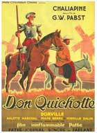 Don Quixote - 11 x 17 Movie Poster - French Style A