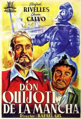 Don Quixote - 11 x 17 Movie Poster - Spanish Style C