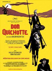 Don Quixote - 43 x 62 Movie Poster - French Style A