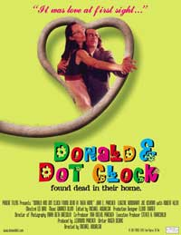 Donald and Dot Clock Found Dead in Their Home - 11 x 17 Movie Poster - Style A