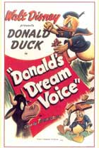 Donald's Dream Voice - 11 x 17 Movie Poster - Style A