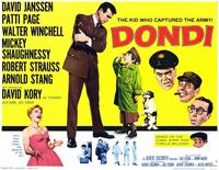Dondi - 11 x 14 Movie Poster - Style A