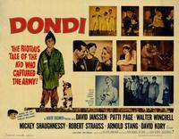 Dondi - 11 x 14 Movie Poster - Style B