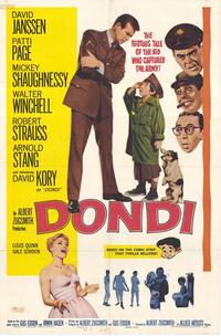 Dondi - 11 x 17 Movie Poster - Style A
