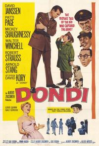 Dondi - 27 x 40 Movie Poster - Style A
