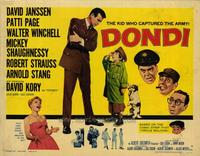Dondi - 22 x 28 Movie Poster - Half Sheet Style A
