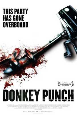 Donkey Punch - 11 x 17 Movie Poster - Style B
