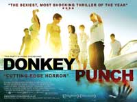 Donkey Punch - 30 x 40 Movie Poster UK - Style A
