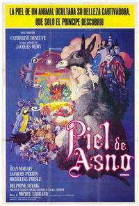 Donkey Skin - 27 x 40 Movie Poster - Spanish Style A