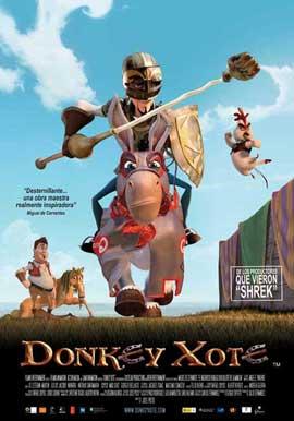 Donkey Xote - 11 x 17 Movie Poster - Spanish Style B