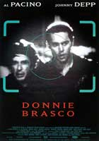 Donnie Brasco - 11 x 17 Movie Poster - German Style A