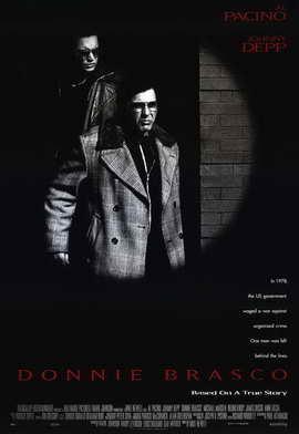 Donnie Brasco - 11 x 17 Movie Poster - Style A