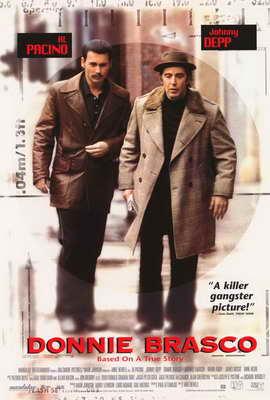 Donnie Brasco - 27 x 40 Movie Poster - Style A