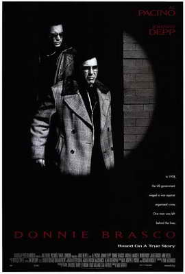 Donnie Brasco - 27 x 40 Movie Poster