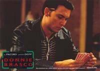 Donnie Brasco - 8 x 10 Color Photo Foreign #1
