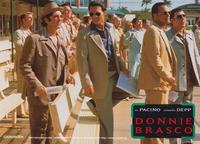 Donnie Brasco - 8 x 10 Color Photo Foreign #5