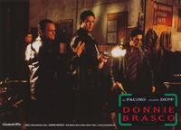 Donnie Brasco - 8 x 10 Color Photo Foreign #6