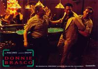 Donnie Brasco - 8 x 10 Color Photo Foreign #10