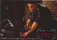 Donnie Brasco - 11 x 14 Poster German Style B