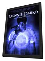 Donnie Darko - 27 x 40 Movie Poster - Style C - in Deluxe Wood Frame
