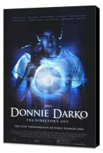 Donnie Darko - 11 x 17 Movie Poster - Style C - Museum Wrapped Canvas