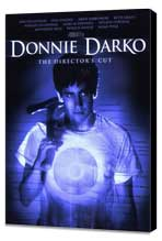 Donnie Darko - 11 x 17 Movie Poster - Style D - Museum Wrapped Canvas
