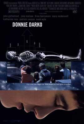 Donnie Darko - 11 x 17 Movie Poster - Style B