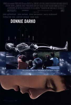 Donnie Darko - 27 x 40 Movie Poster - Style B