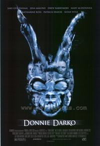 Donnie Darko - Movie Poster - 27 x 39 - Style A