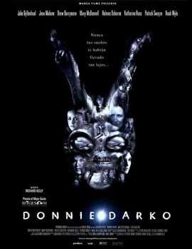 Donnie Darko - 27 x 40 Movie Poster - Spanish Style A