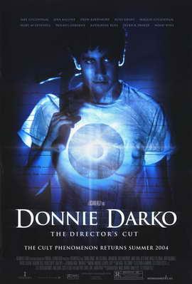 Donnie Darko - 27 x 40 Movie Poster - Style D