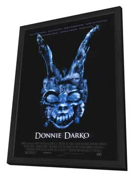 Donnie Darko - 11 x 17 Movie Poster - Style A - in Deluxe Wood Frame