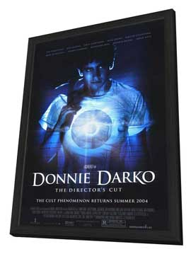 Donnie Darko - 11 x 17 Movie Poster - Style C - in Deluxe Wood Frame