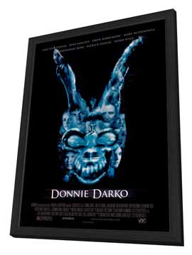 Donnie Darko - 27 x 40 Movie Poster - Style A - in Deluxe Wood Frame