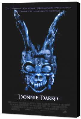 Donnie Darko - 11 x 17 Movie Poster - Style A - Museum Wrapped Canvas