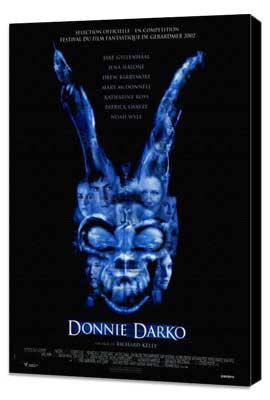 Donnie Darko - 11 x 17 Poster - Foreign - Style A - Museum Wrapped Canvas