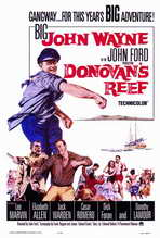 Donovan's Reef - 27 x 40 Movie Poster - Style A