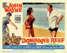 Donovan's Reef - 11 x 14 Movie Poster - Style B