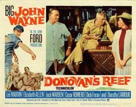 Donovan's Reef - 11 x 14 Movie Poster - Style C