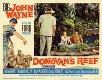 Donovan's Reef - 11 x 14 Movie Poster - Style D