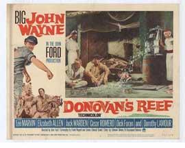 Donovan's Reef - 11 x 14 Movie Poster - Style E