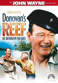 Donovan's Reef - 11 x 17 Movie Poster - German Style B