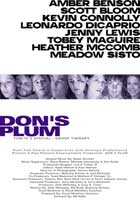 Don's Plum - 11 x 17 Movie Poster - Style A